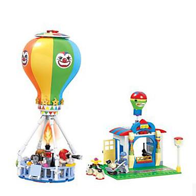 voordelige Ballonnen-WEILE Bouwblokken Ballonnen Feest Opblaasbaar DHZ Klassiek Unisex Speeltjes Geschenk