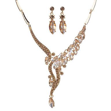 Women S Synthetic Sapphire Jewelry Set Ladies Unique Design
