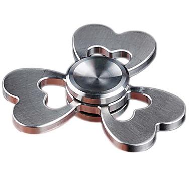 Spinners de mão Diversão Aço Inoxidável Clássico Peças Para Meninas Crianças Adulto Dom