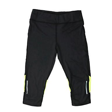 Mujer Pantalones de Running Deportes Modal Pantalones / Sobrepantalón / Leggings Yoga, Fitness, Gimnasia Ropa de Deporte Secado rápido, Transpirable, Power Flex Alta elasticidad