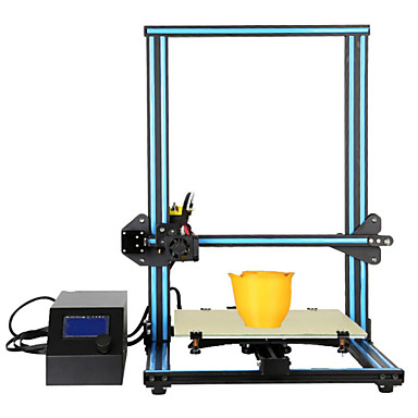 Creality3D Cr-10 3D Printer Large Size Desktop Diy Printer 150 Mm/S Lcd Screen Display #05610418