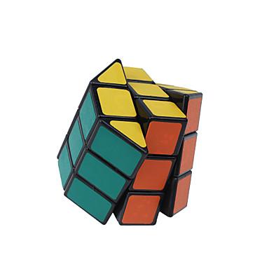 Rubik's Cube Coluna octogonal 3*3*3 Cubo Macio de Velocidade Cubos mágicos Cubo Mágico Adesivo Liso Dom Unisexo