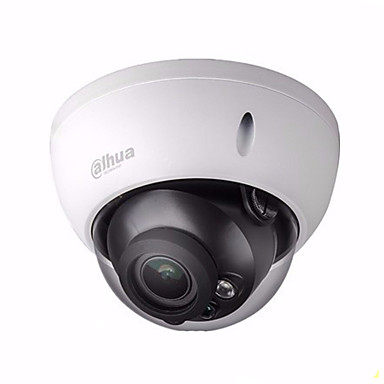 dahua® ipc-hdbw4431r-como h.265 4mp ip dome camera com interface de áudio e alarme poe ip camera com slot para cartão sd