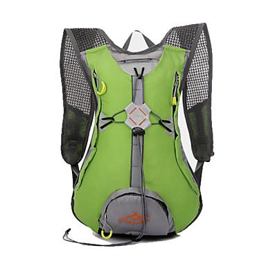mochila para Esportes Relaxantes Ciclismo / Moto Fitness Viajar Corrida Cooper Bolsas para Esporte Prova-de-Água Á Prova-de-Chuva Zíper á