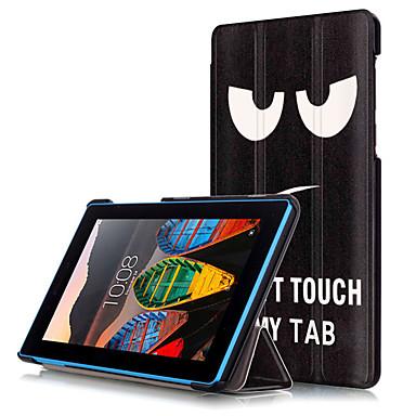 케이스 제품 Lenovo 전체 바디 케이스 태블릿 케이스 하드 PU 가죽 용
