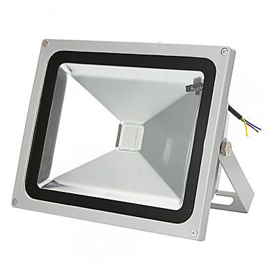HKV 30W Focos de LED Ajustável Instalação Fácil Impermeável Iluminação Externa Garagem Dispensa RGB AC 85-265V
