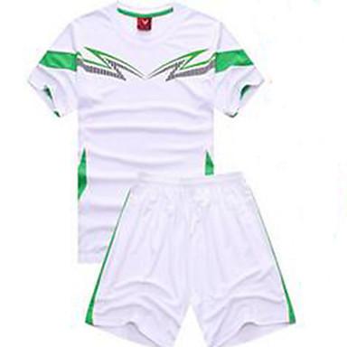 Herrn Fußball Kleidungs-Sets Atmungsaktiv Sommer Klassisch Polyester Fussball