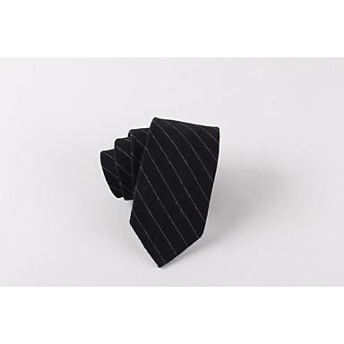 Männer Partei / Abend lässig Baumwolle Mann Plaid Business Krawatte