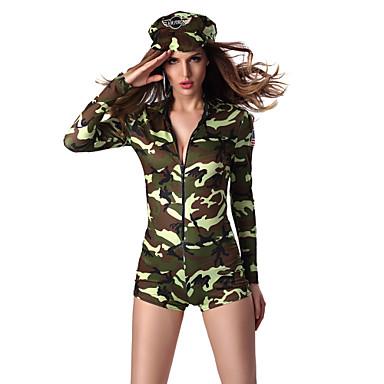 Soldado guerrero disfraces de cosplay mujer halloween - Difraces para carnaval ...