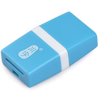 Lecteur de carte kawau usb 2.0 lecteur de carte tf lecteur de carte micro sd / t-flash