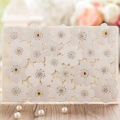 Embrulhado e de Bolso Convites de casamento Outros O menu do casamento Fan programa Etiqueta do envelope Envelope Cartões Pré-Convite
