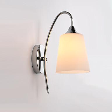 벽 빛 엠비언트 라이트 벽 램프 60W 110-120V 220-240V E26/E27 모던/콘템포라리 컨츄리 일렉트로플레이티드