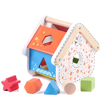 Brinquedo Educativo Casa Clássico Fun & Whimsical Para Meninos Dom