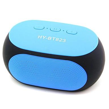 Mini Portátil Bluetooth 2.1 AUX 3.5mm Alto-Falante Bluetooth Sem Fio Preto Azul Escuro Carmesim