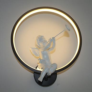 Moderno/Contemporâneo Luminárias de parede Para Alumínio Luz de parede 110-120V 220-240V 19W