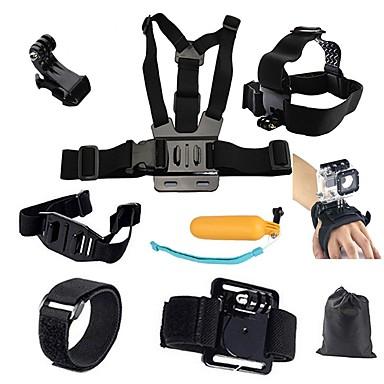 Akční kamera / Sportovní kamera Třínožka Multifunkční Skládací Nastavitelný All in One Pohodlné Pro Akční kamera Gopro 6 Vše Xiaomi