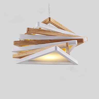 Geométrica Luzes Pingente Luz Descendente - Estilo Mini, Designers, 110-120V / 220-240V Lâmpada Incluída / 10-15㎡ / E26 / E27