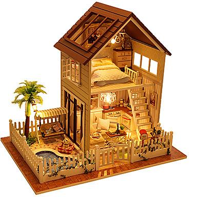 bo te musique maison de poup es a faire soi m me enfant adulte cadeau unisexe gar on fille. Black Bedroom Furniture Sets. Home Design Ideas
