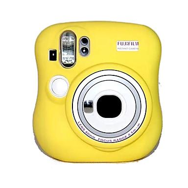 كاميرا رقمية صندوقForFujifilm كتف واحدة أصفر وردي أزرق