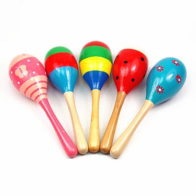 Brinquedo Educativo Instrumento Musical de Brinquedo Forma Cilindrica Presente Unisexo