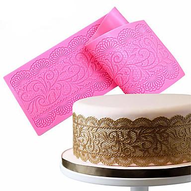 أدوات خبز سيليكون غير لاصقة / اصنع بنفسك كعكة / الشوكولاتي الخبز العفن 1PC