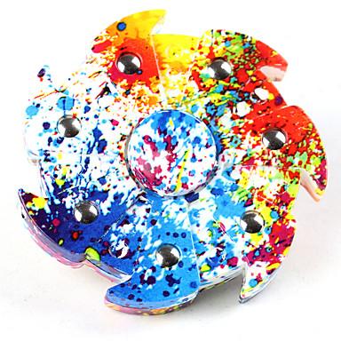 Spinners de mão Mão Spinner Brinquedos O stress e ansiedade alívio Brinquedos de escritório Por matar o tempo Brinquedo foco Alivia ADD,