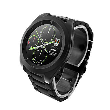 G6 Relógio inteligente Android iOS Bluetooth Bluetooth 4.0 Monitor de Batimento Cardíaco Tela de toque Chamadas com Mão Livre Pedômetros Áudio Cronómetro Aviso de Chamada Monitor de Atividade Monitor