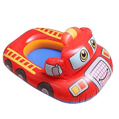 Carro Boias de piscina infláveis Espreguiçadeiras de piscina PVC Crianças