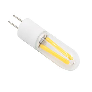1.5W 140-180lm G4 Luminárias de LED  Duplo-Pin T 2 Contas LED COB Decorativa Branco Quente Branco Frio 12V