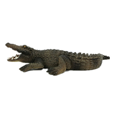 Brinquedos & Bonecos de Ação Brinquedos Crocodilo Plástico Para Meninas Para Meninos Peças