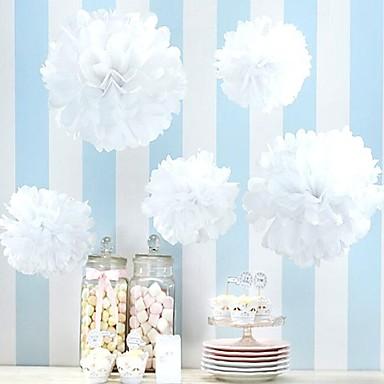 Hochzeit Party Perlenpapier Umweltfreundliches Material Hochzeits-Dekorationen Klassisch Ganzjährig