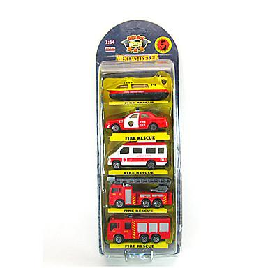 Brinquedos Veículo Militar Brinquedos Carro Plástico Metal 5 Peças Unisexo Dom