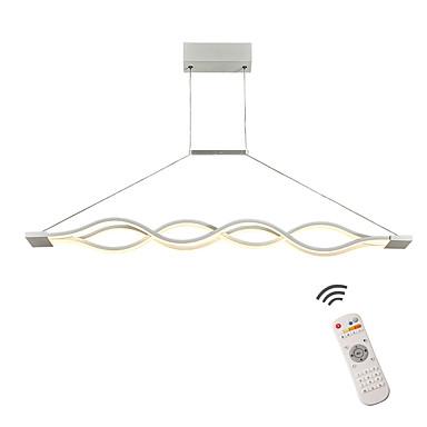 모던 / 콘템포라리 펜던트 조명 다운라이트 - 밝기조절가능 / LED / 원격 제어로 조광 가능, 110-120V / 220-240V, 원격 제어로 조광 가능, LED 광원 포함