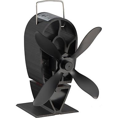 Ventilador de ar Mini Alumínio / Aluminum Alloy 0.8-1.5 V 2 W