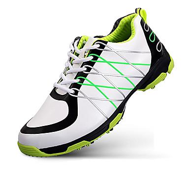 Sapatos Casuais Sapatos para Golf Homens Anti-Escorregar Anti-Shake Respirável Anti-desgaste Ao ar livre Cano Baixo Borracha Esportes