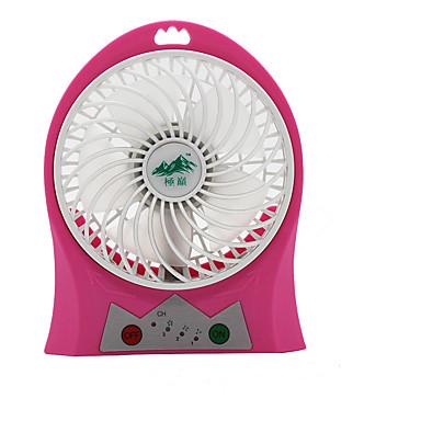 Jidian f-268 ventilador usb mini carregador pequeno ventilador portátil dormitório mesa vento vento mudo grande com função de iluminação