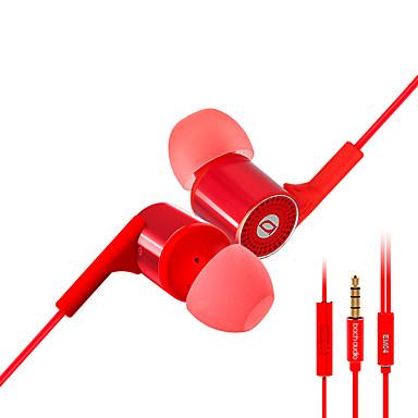 Em04 Subwoofer Ohr Ohr mit Weizen Headset Metall Draht-gesteuert High-Fidelity Ohrstöpsel