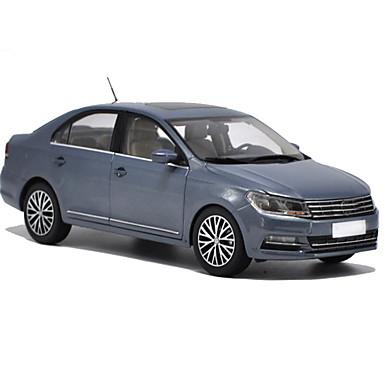 Carros de Brinquedo Brinquedos Modelo de Automóvel Carrinho Clássico Brinquedos Música e luz Rectângular Torre Liga de Metal Ferro Peças