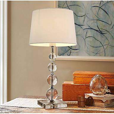 60 Kristall Moderne Künstlerisch Einfach Tischleuchte , Eigenschaft für Kristall Dekorativ , mit Benutzen An-/Aus-Schalter Reihe Schalter
