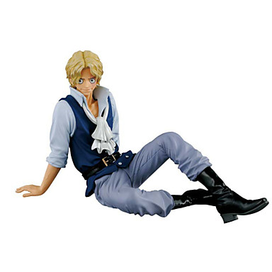 Anime Action-Figuren Inspiriert von One Piece Cosplay PVC 12cm CM Modell Spielzeug Puppe Spielzeug Unisex