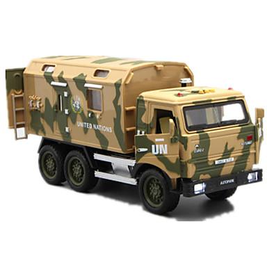 Tanque Caminhão de mísseis Caminhões & Veículos de Construção Civil Carros de Brinquedo Carrinhos de Fricção Metal Unisexo Crianças