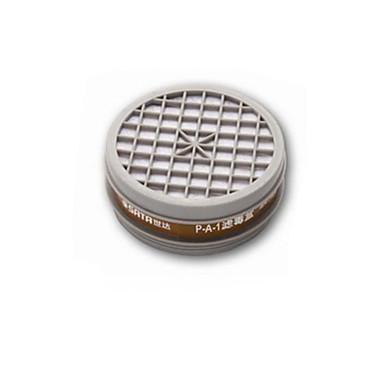 O filtro p-a-1 do mundo é um dispositivo de proteção contra a máscara de gás orgânico / 1