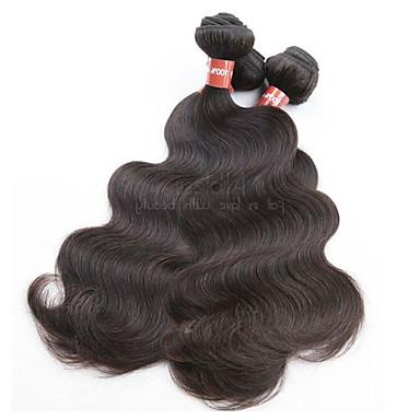 شعر مستعار طبيعي موجات الشعر الطبيعي هيئة الموج شعر برازيلي 400 g
