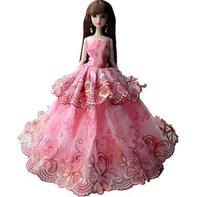 Hameet Mekot varten Barbie-nukke Leninki varten Tytön Doll Toy