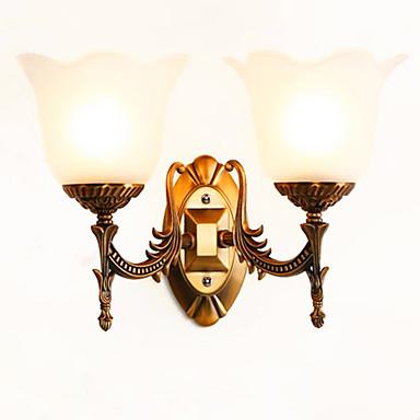 Módní a moderní Nástěnná LED svítidla Pro Kov nástěnné svítidlo 220-240V 5W