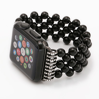Pulseiras de Relógio para Apple Watch Series 3 / 2 / 1 Apple Modelo da Bijuteria Cerâmica Tira de Pulso