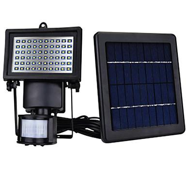 3W LED-Solarleuchten Wasserfest Menschlicher Körper Sensor Außenbeleuchtung Kühles Weiß