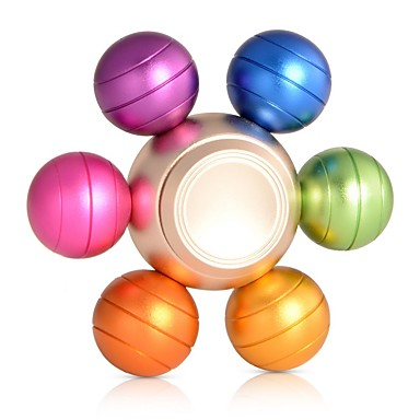 Fidget Spinner Hand Spinner Spinning Top Relieves ADD, ADHD, Anxiety, Autism Office Desk Toys Focus Toy Stress and Anxiety Relief Novelty