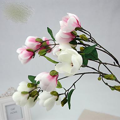 Künstliche Blumen 1 Ast Europäischer Stil andere Tisch-Blumen