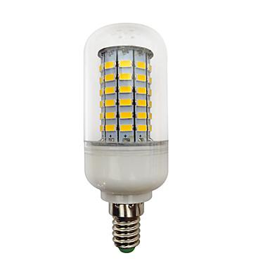 4.5W 600-650 lm E14 B22 LED kulaté žárovky T 69 lED diody SMD 5730 Teplá bílá Chladná bílá AC 85-265V